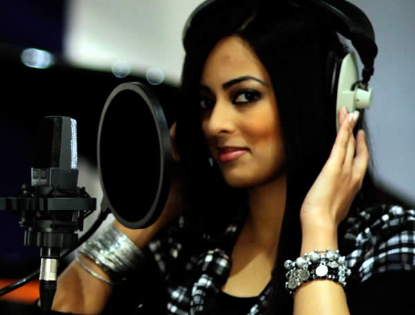 Natasha Khan is a Pakistani singer, songwriter, composer, and audio engineer.