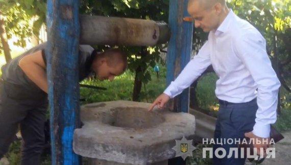 На голову вдягли мішок: у криниці втопили жінку