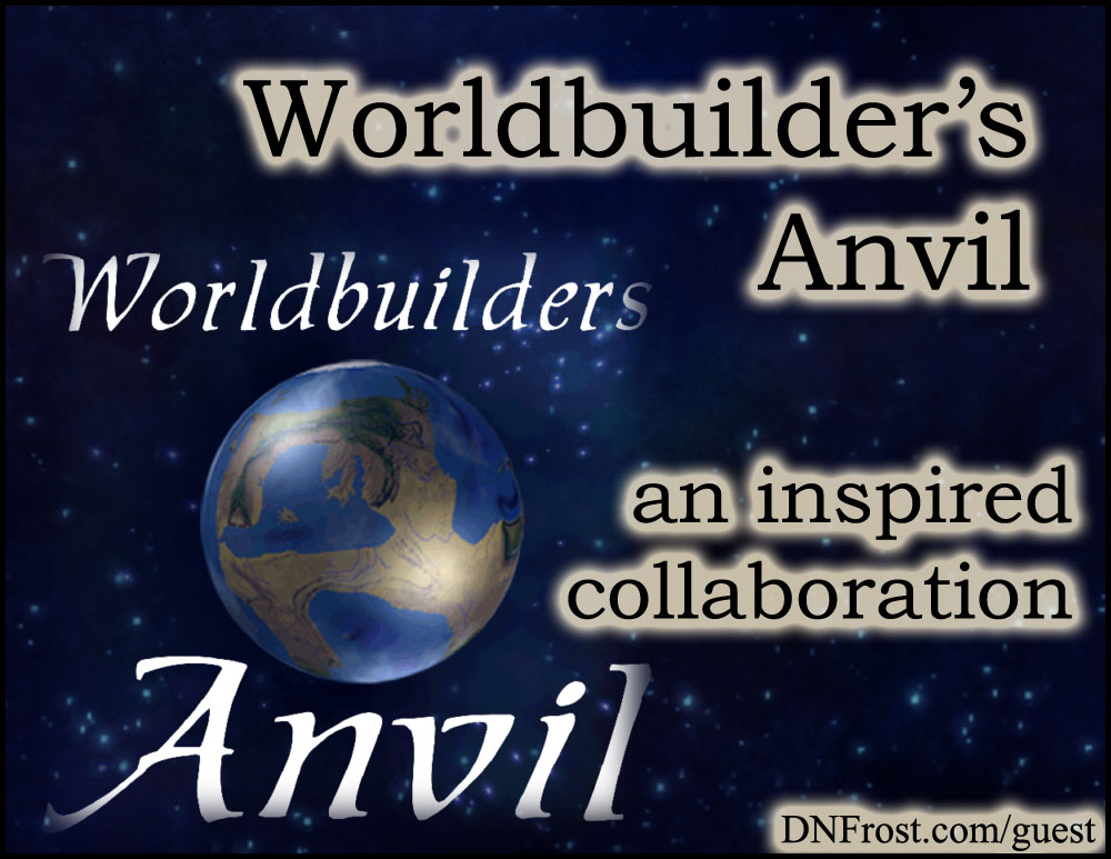 Worldbuilder's Anvil: my podcast interview http://www.dnfrost.com/2015/04/worldbuilders-anvil-resource-inspiration.html An inspired collaboration by D.N.Frost @DNFrost13 Part 1 of a series.