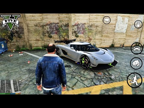 play gta 5 game in mobile android and ios