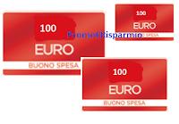 Logo Concorso ''Igiene e cura per tutta la famiglia'': in palio 54 buoni spesa da 100 euro e un omaggio sicuro