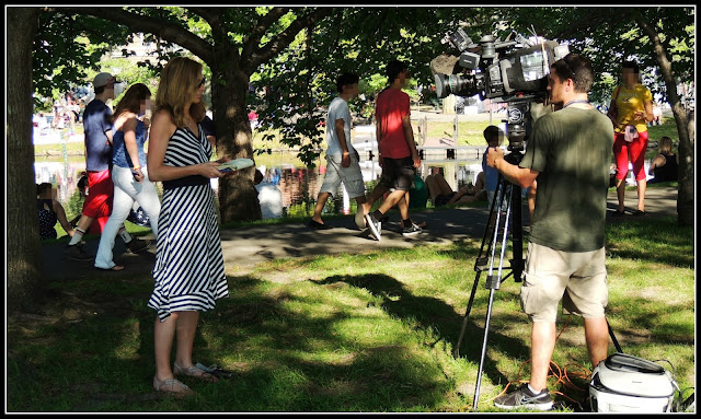 Celebración del 4 de Julio: Medios de Comunicación