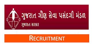 GSSSB Recruitment 2021