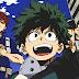 My Hero Academia, el mejor manga del año según Premios Harvey