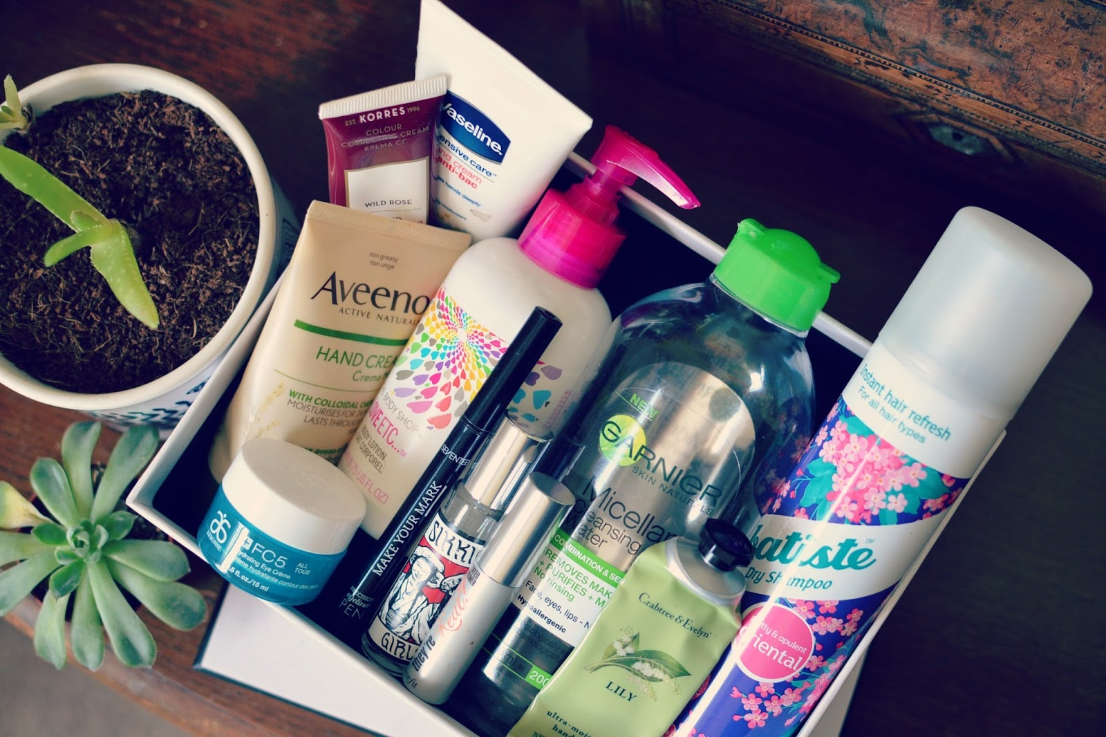 May beauty and makeup empties, products I've used up, repurchased products,