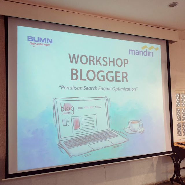 workshop, seo, blogger