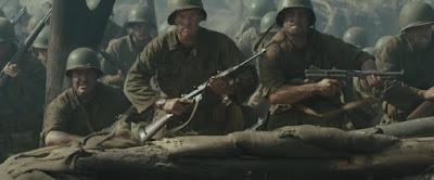 Hasta el último hombre - Hacksaw Ridge - Cine Bélico - WW2 - Segunda Guerra Mundial - el fancine - el troblogdita