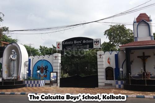 The Calcutta Boys' School, Kolkata