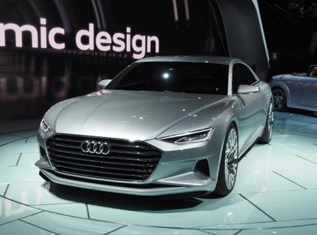 2017 Audi A7 Design