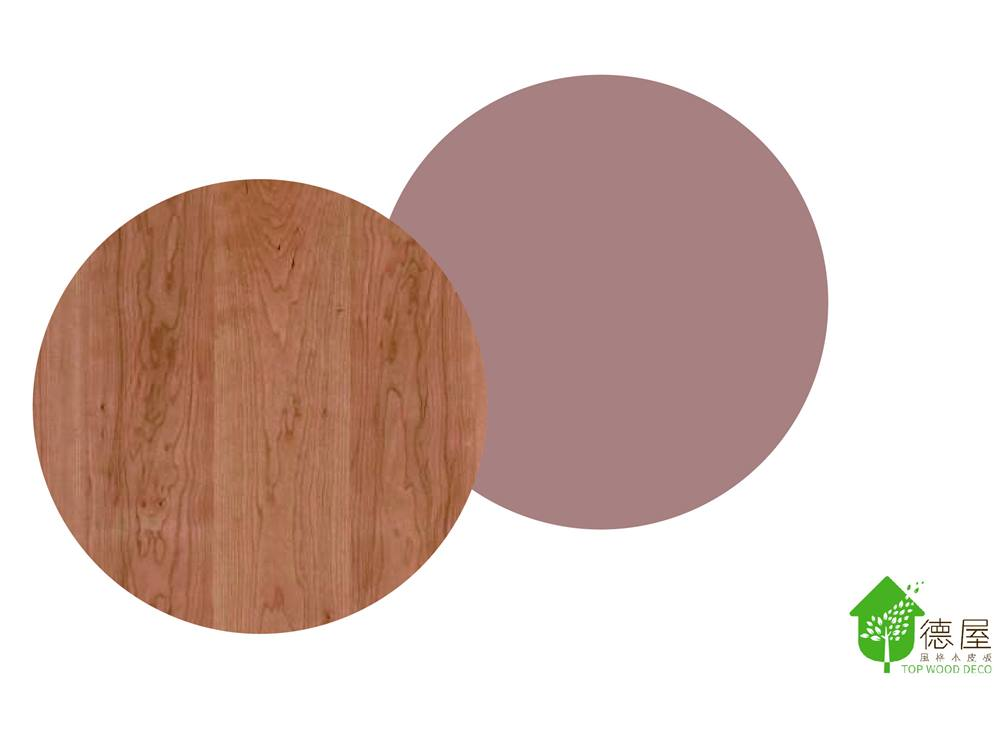 櫻桃木皮版,低明度,莫蘭迪色系
