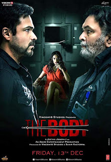 Download The Body (2019) Full Hindi Movie Free 300MB 480p 720p