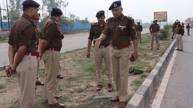 उधम सिंह नगर जिले के बाजपुर में जानलेवा हमला, कई राउंड चली गोलियां ।