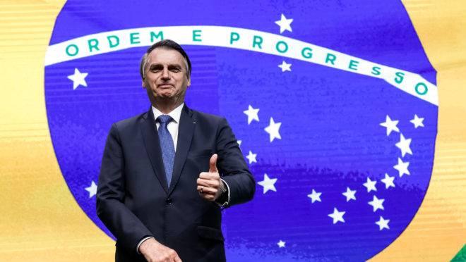 Saída do PSL é uma separação amigável, afirma Bolsonaro