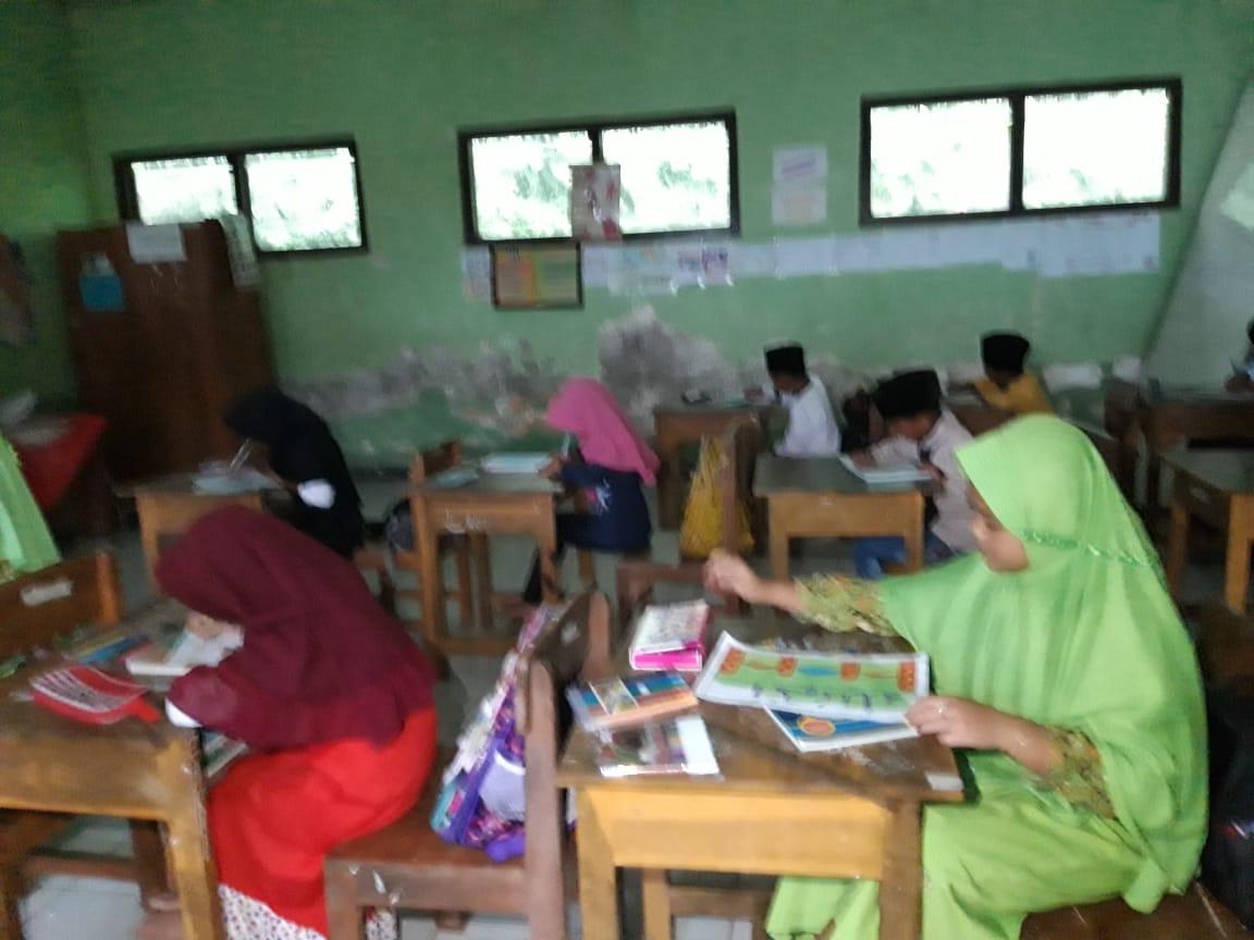 Ramadhan IPNU IPPNU Ranting Desa Paweden Adakan Gebyar Anak