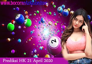 Prediksi Togel Hk 21 April 2020