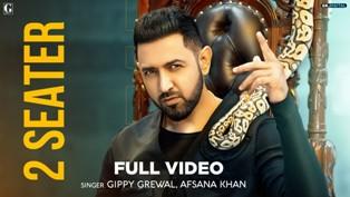 2 Seater Lyrics - Gippy Grewal, Afsana Khan