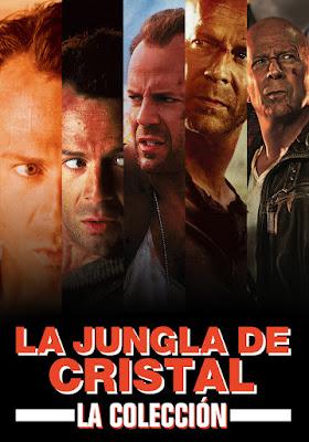 COMBO Die Hard COLECCIÓN DVDHD DUAL LATINO 5.1 + SUB 2xDVD5