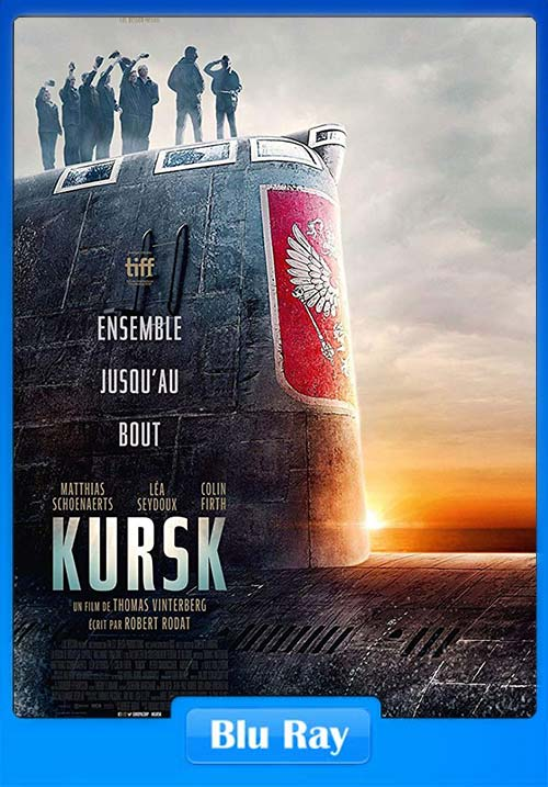 Kursk 2018 720p BRRip x264 | 480p 300MB | 100MB HEVC Poster