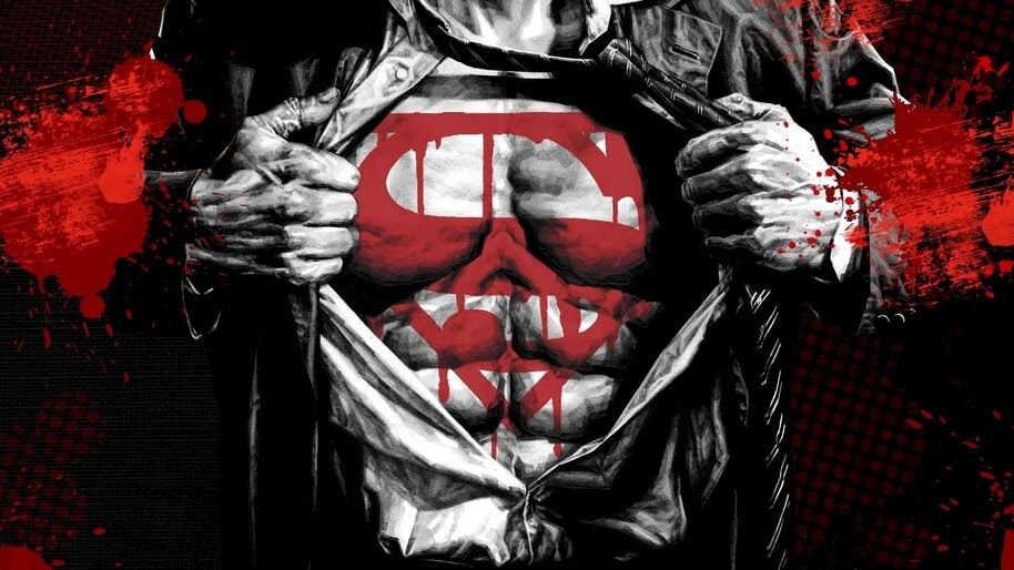 Superman, DC, Comics, 4K, #4.2897