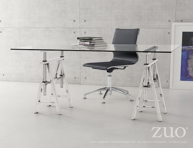 best buying zuo modern office furniture glass for sale online