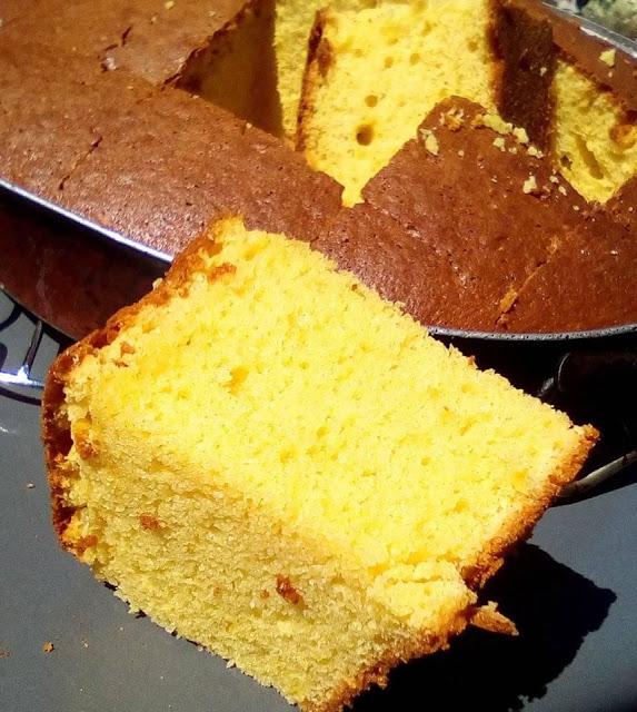 Πορτοκαλόπιτα κέικ