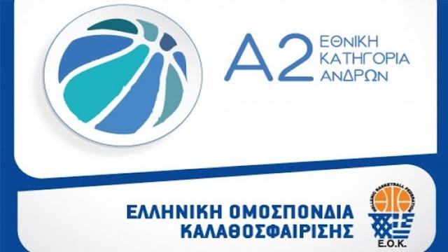 Η προκήρυξη της ΕΟΚ  για την Α2 Ανδρών δεν έχει τον Ολυμπιακό