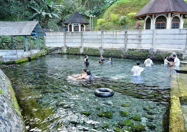 Mata Air Aqua Cipondok Subang