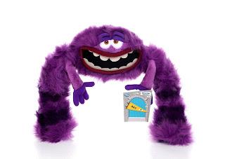 disney store monsters university plush toys art