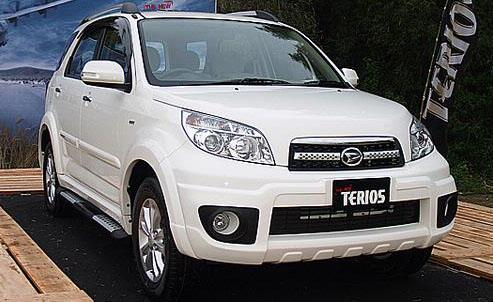 Harga Daihatsu Terios Daftar Harga Mobil Baru Dan Bekas