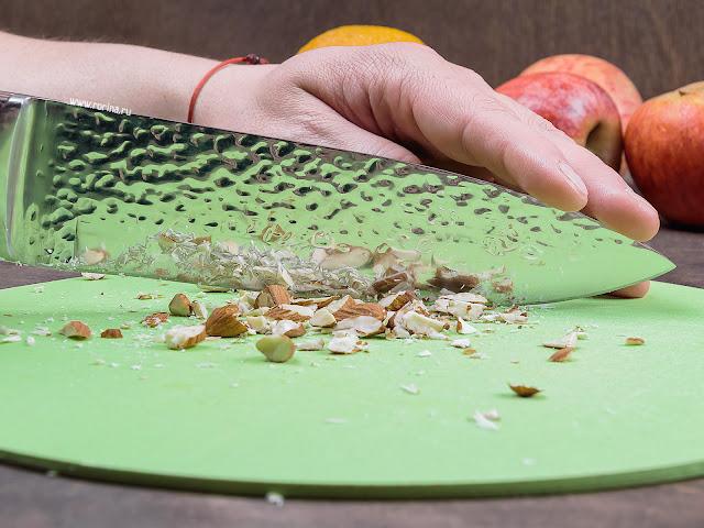 Кухонный нож с Алиэкспресс: отзывы с фото