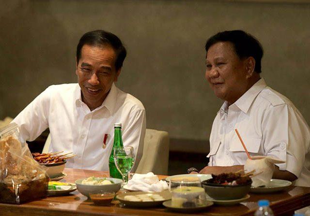 Prabowo Sebut Demo UU Ciptaker karena Banyak Hoax, Ada Kekuatan Asing yang Tidak Ingin RI Aman