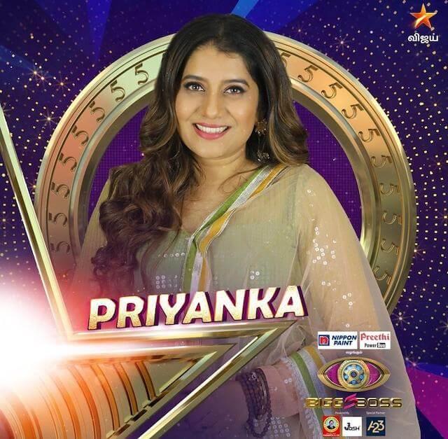 Priyanka (Anchor)