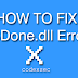 Cara Mengatasi Permasalahan ISDone DLL Error Dengan Mudah