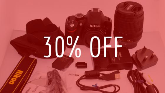 Best Nikon D3200 Prices