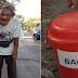 Nilalakad araw-araw ng 80-anyos na Lolo makapagtinda lamang ng bagoong