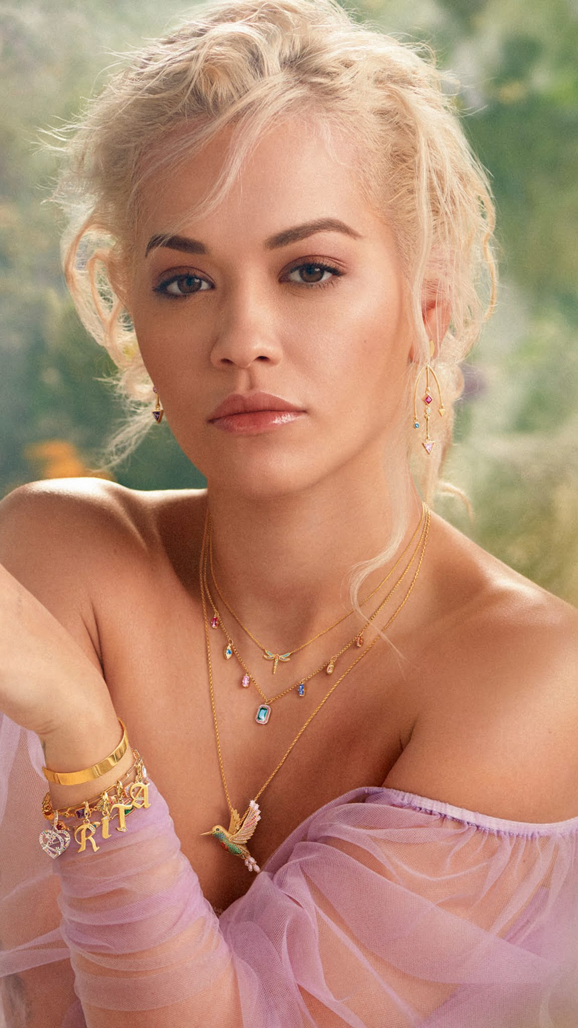 Rita ora mobile wallpaper