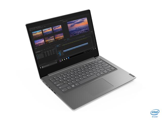 Rekomendasi Laptop 5 Jutaan Terbaik - Lenovo V14 IIL