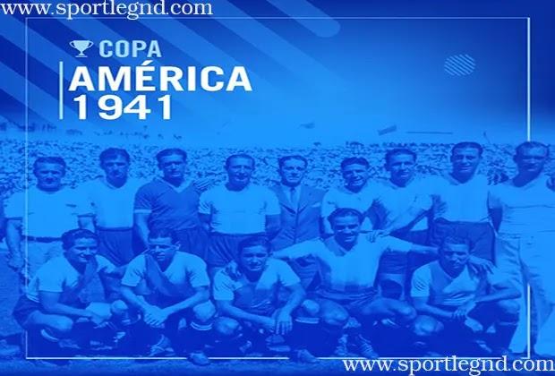 كوبا امريكا 1941