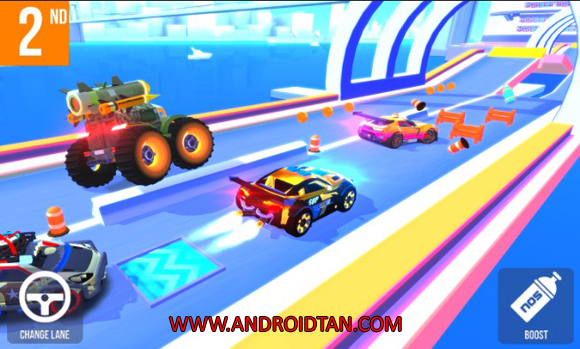 SUP Multiplayer Racing Mod Apk Latest Version