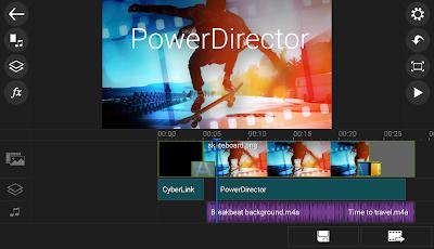 power director mod apk