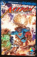 Os Novos 52! Action Comics #33