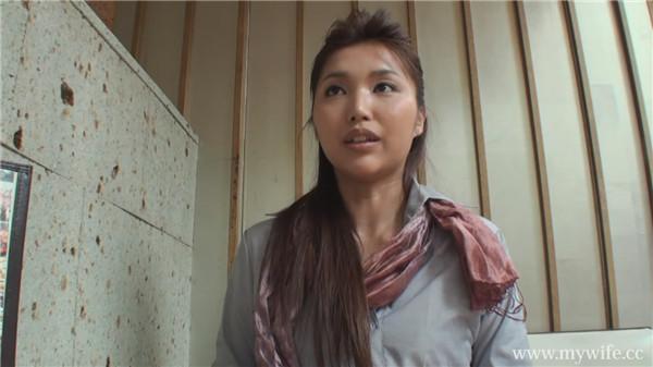 Mywife-NO 1242 桐谷 香 京都からはるばる僕に会いに来てくれた人妻さんです