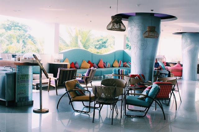 Hotel Santika Siligita Nusa Dua Review