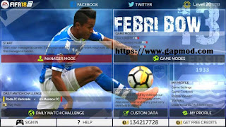 FTS Mod PERSIB by Rizky Jr Apk + Data Obb