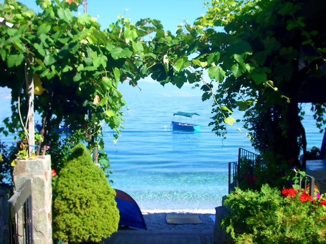 Trpejca, Macedonia, Ohrid Lake