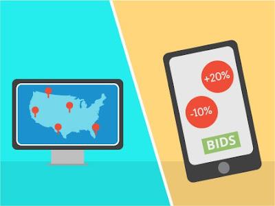 Bid Adjustment in adwords for mobile
