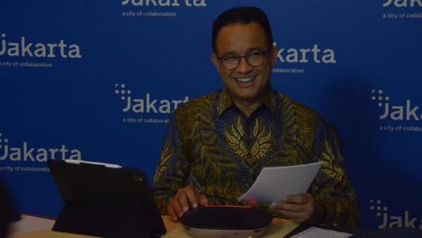Dewan Sesalkan Anies ke Workshop PAN: Tak Hadir Rapat malah Pilih ke Bali