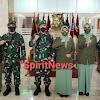 Pangdam Hasanuddin Pimpin Serah Terima Jabatan Aspers
