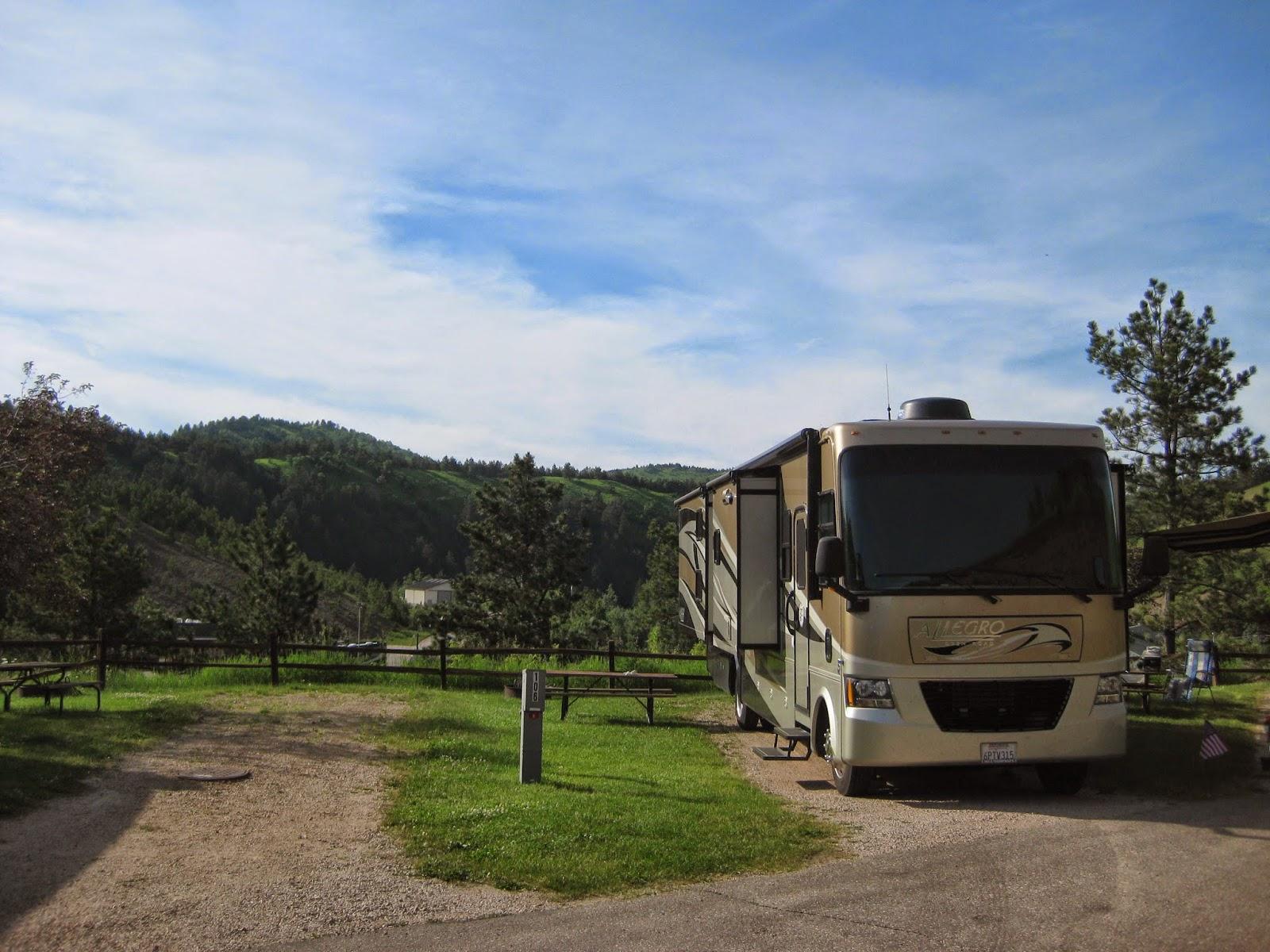 CampgroundCrazy Whistler Gulch Campground Amp RV Park