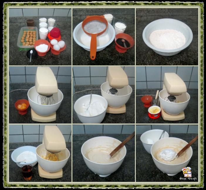 Cupcake de guaraná e doce de leite 5